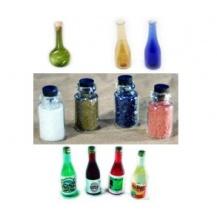 Complementos en cristal miniatura