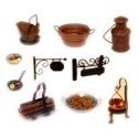 Vasijas y Cerámica miniatura