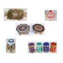 Miniaturas en cobre para el belén