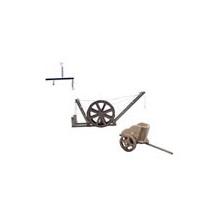 Complementos estilo romano miniatura
