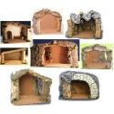 Materiales de construcción miniatura