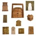 Otras Construcciones miniatura para el belén