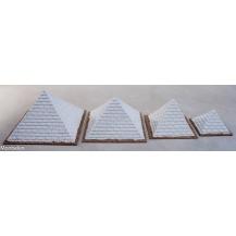 Construcciones Egipcias en Miniatura